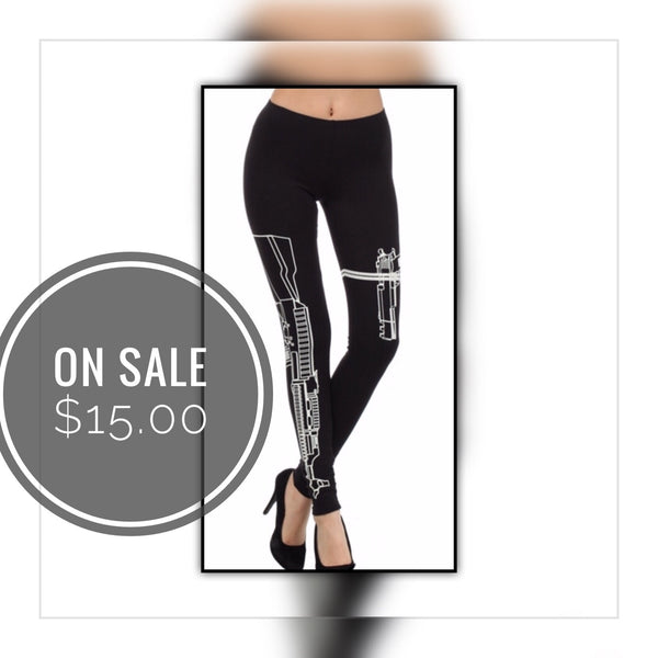 Glock 101 Leggings