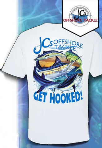 JC's Offshore Tackle Short Sleeve
