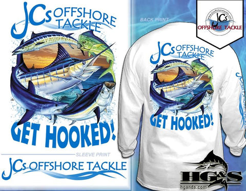 JC's Offshore Tackle Long Sleeve