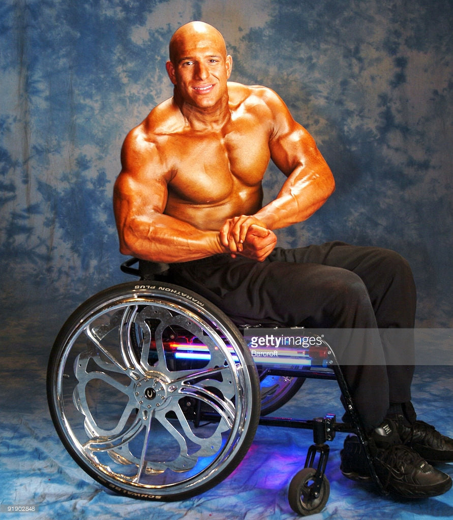 Nick Scott | Wheel Chair Body Builder And Champion