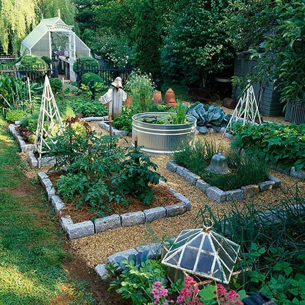 Create Your Own Edible Garden!
