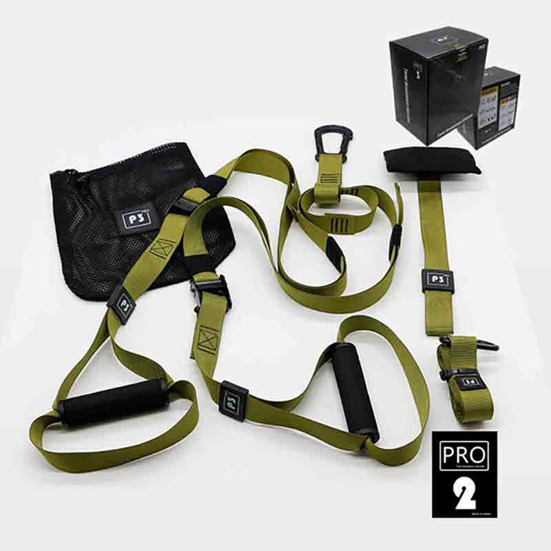 Exercise Equipment | Build Muscle And Get Lean With A Pro Suspension Trainer