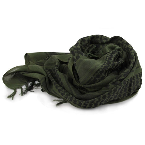 Clothing | Scarf Military Style Keffiyeh | Shemags