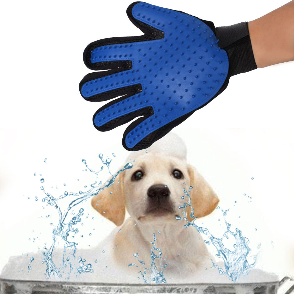 Pet Stuff | Pet Grooming Glove For Dogs Cats & Push me Pull U's
