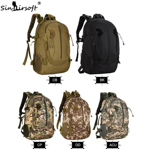 Backpack - Bag | Outdoor Tactical Military Style Back Pack