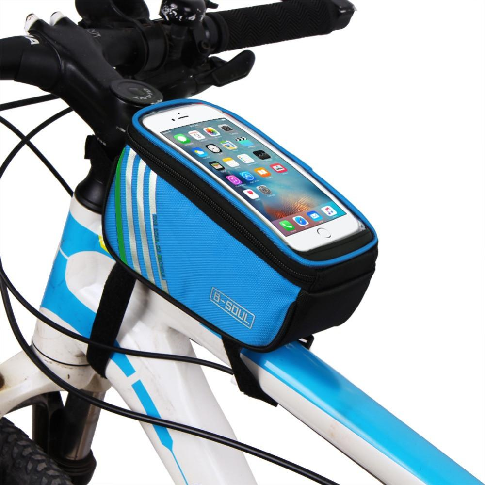 Bicycle Bags & Panniers - Bike Accessory | Touch Screen Waterproof Bike Bag