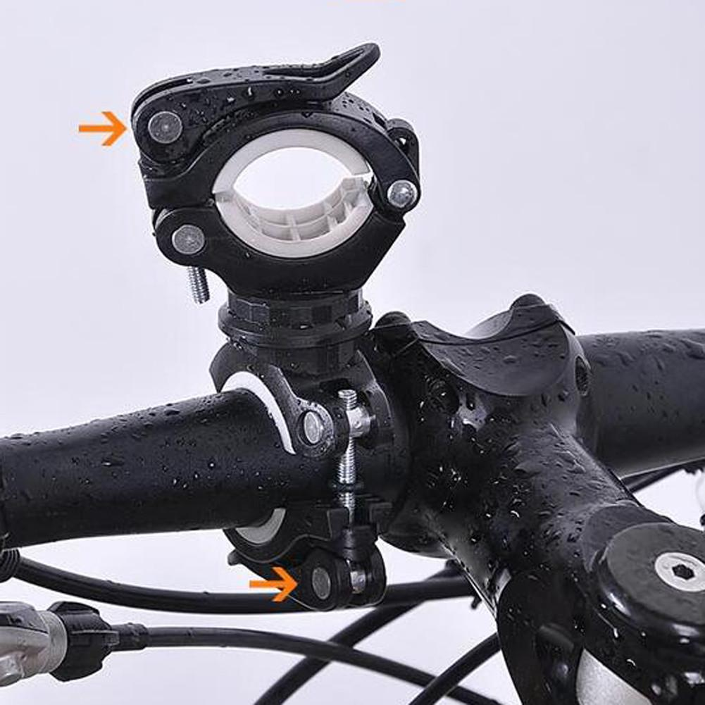 Bike Accessory - Bike Accessory | Bike Clamp Mount 360 Rotation