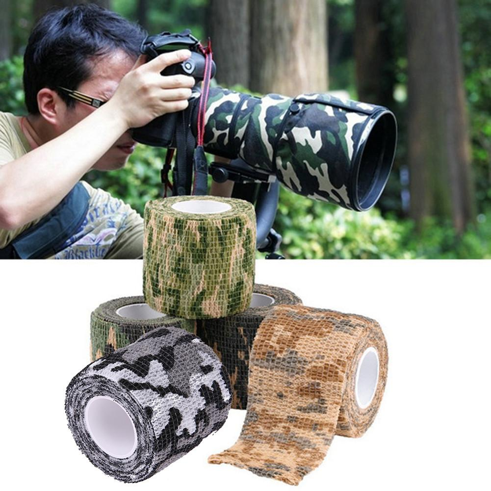 Camo Tape - Camo Tape | 5cmX4.5m Outdoor Stealth Wrap Tape