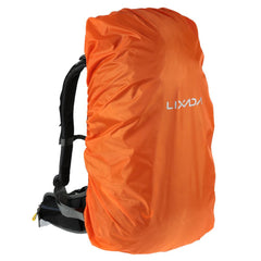 Bag | 40L - 50L Outdoor Backpack Rain Cover | Orange