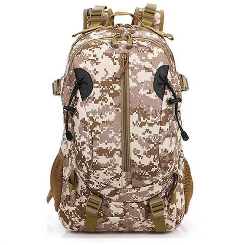 Climbing Bags - Bag | 40L Outdoor Tactical Military Style Back Pack