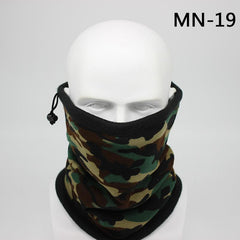 Clothing | Super Cool Winter Camouflage Bandana Scarf