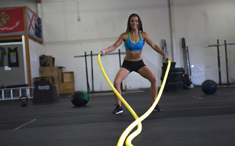 Exercise Equipment - Battle Rope | Test Your Metal With Battle Rope The Ideal Crossfit Exercise Equipment
