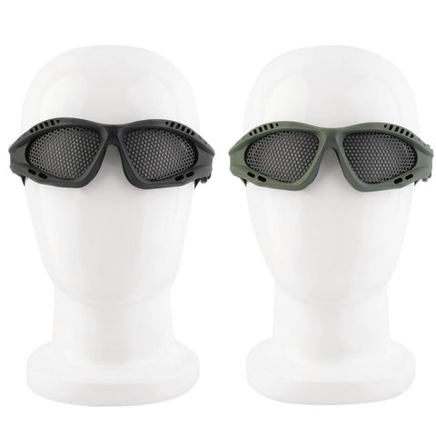 Eyewear - Eye Wear | Outdoor Eye Protection Tactical Mesh Goggles