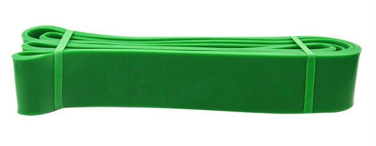 Fitness & Lifestyle - Resistance Bands-Resistance Band Workouts - Green
