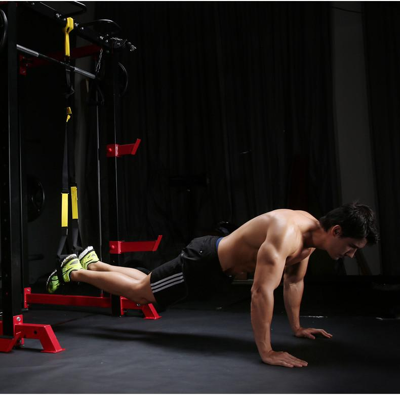 Fitness & Lifestyle - Suspension Trainer Pro