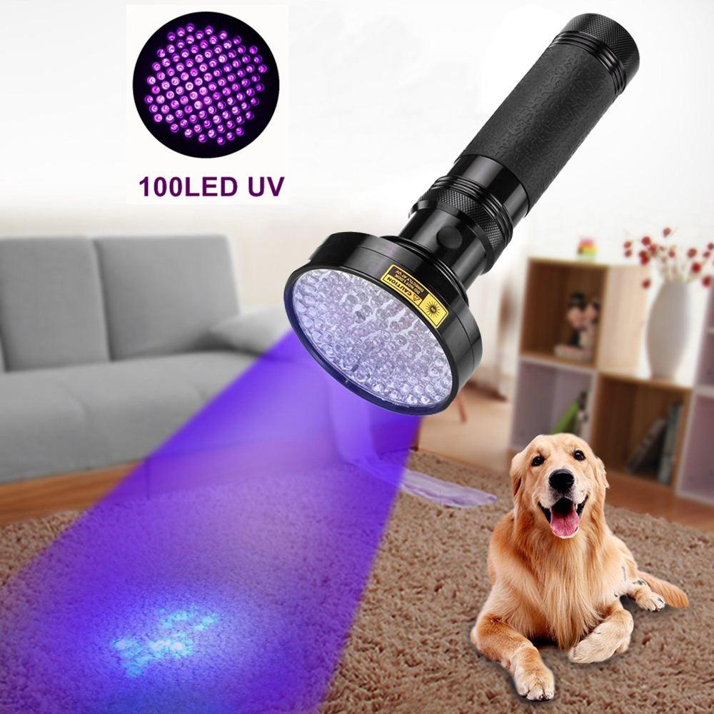 Flashlights & Torches - LED UV Flashlight Torch