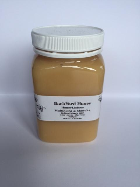 Manuka Honey, Honey, MultiFlora Raw Honey, Bee Hive, Honey Pot 500gm