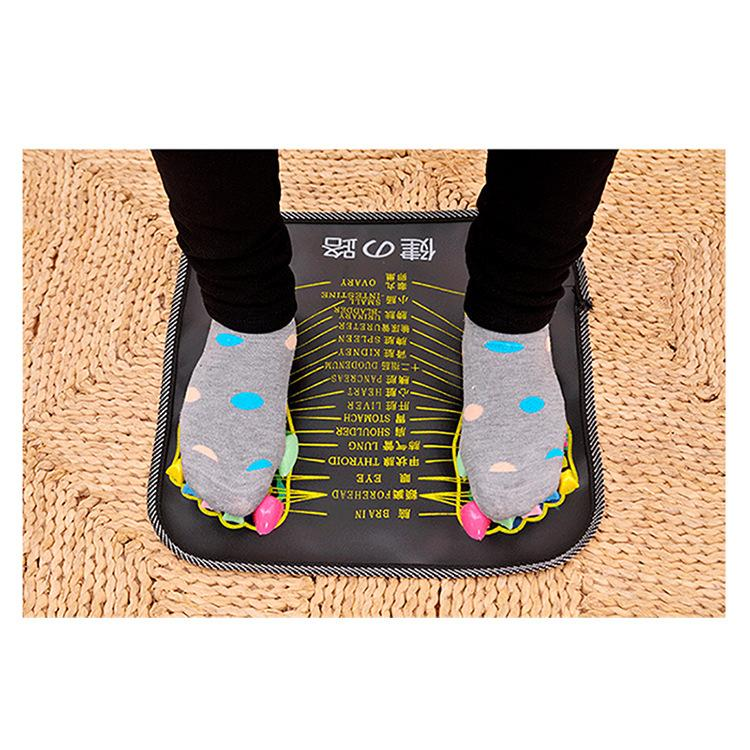Massage - Massage | Cool Reflexology Foot Map Stone Massager Better Than Thai Foot Massage