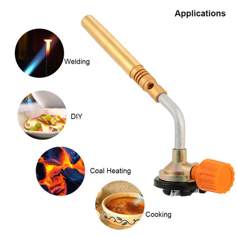 Outdoor Stoves - Camping | Outdoor Gas Torch Flamethrower