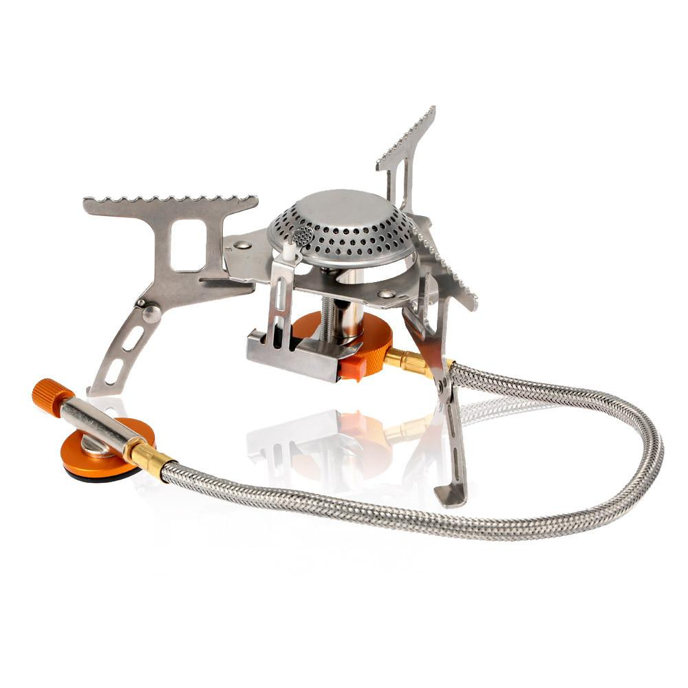 Outdoor Stoves - Camping | Outdoor Portable Folding Gas Camping Stove