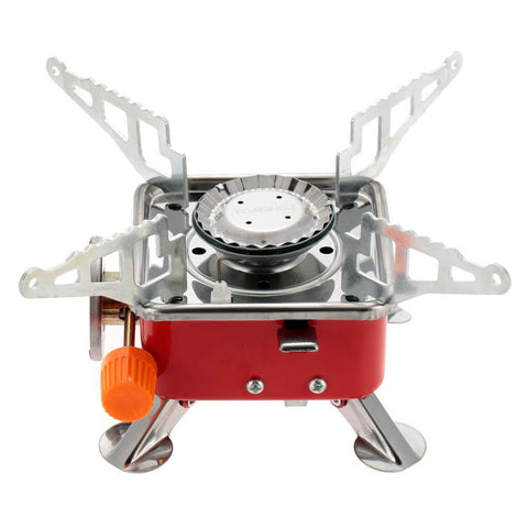 Outdoor Stoves - Camping | Stainless Steel Portable Gas Stove