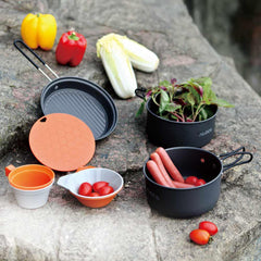 Camping | Outdoor Camping Cookware | Set