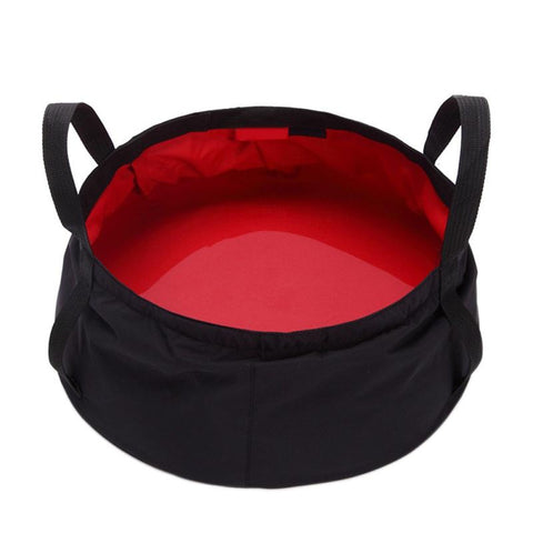 Outdoor Tools - Camping | 8.5L Portable Ultra-light Folding Water Bucket