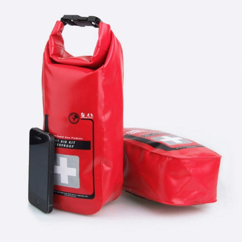First Aid | Waterproof First Aid Emergency Bag