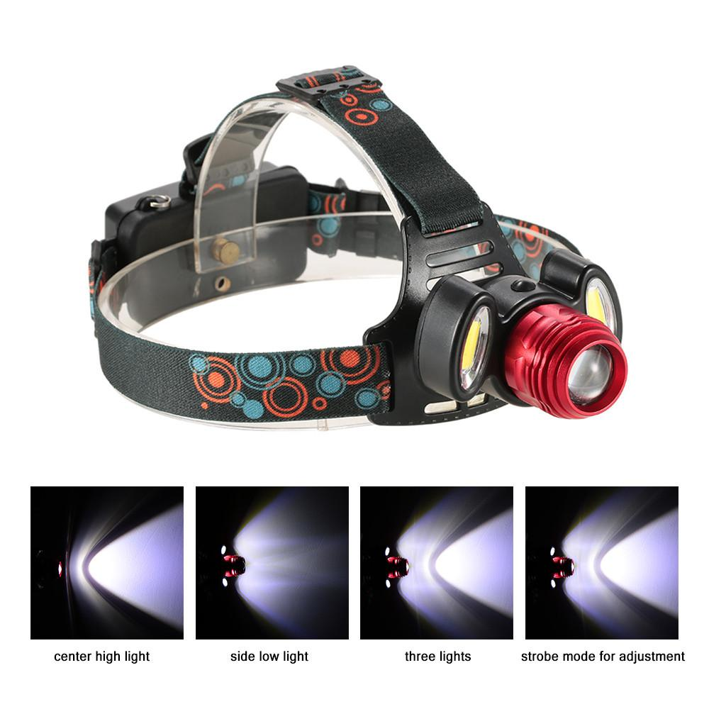 Outdoor Tools - LED Headlamp 1500 Lumens