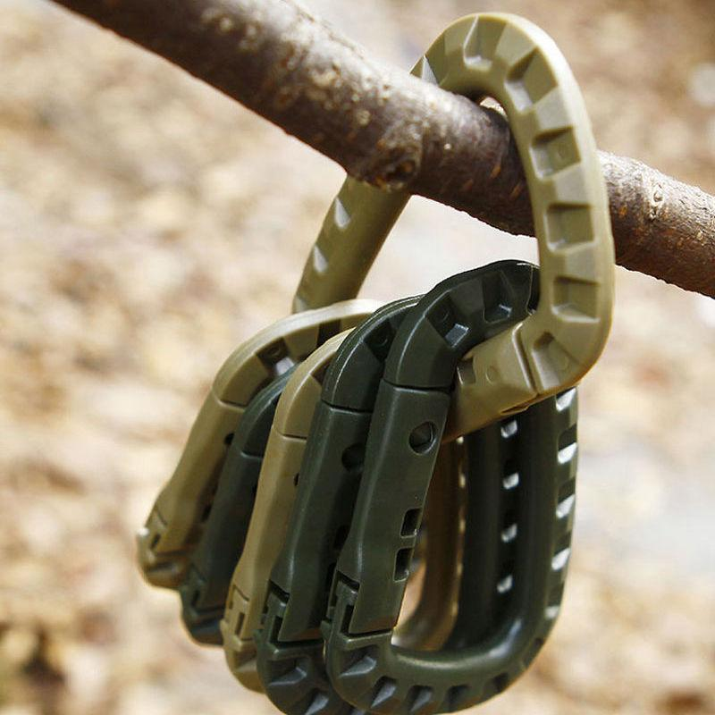 Outdoor Tools - Outdoor | Carabiner Hanger Clasp Hook