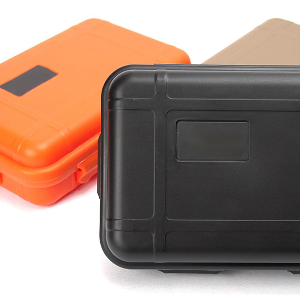 Outdoor Tools - Survival Tool | Shockproof Waterproof Airtight Survival Container
