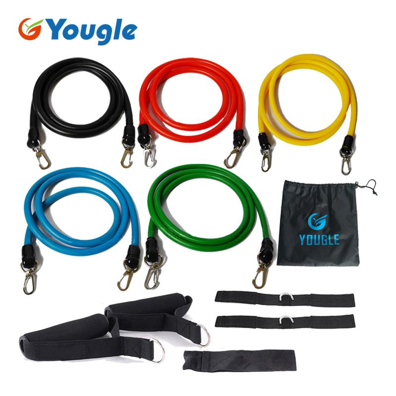 Resistance Bands - Resistance Bands | Improve Your Fitness With Exercise Equipment Like A Resistance Bands Set
