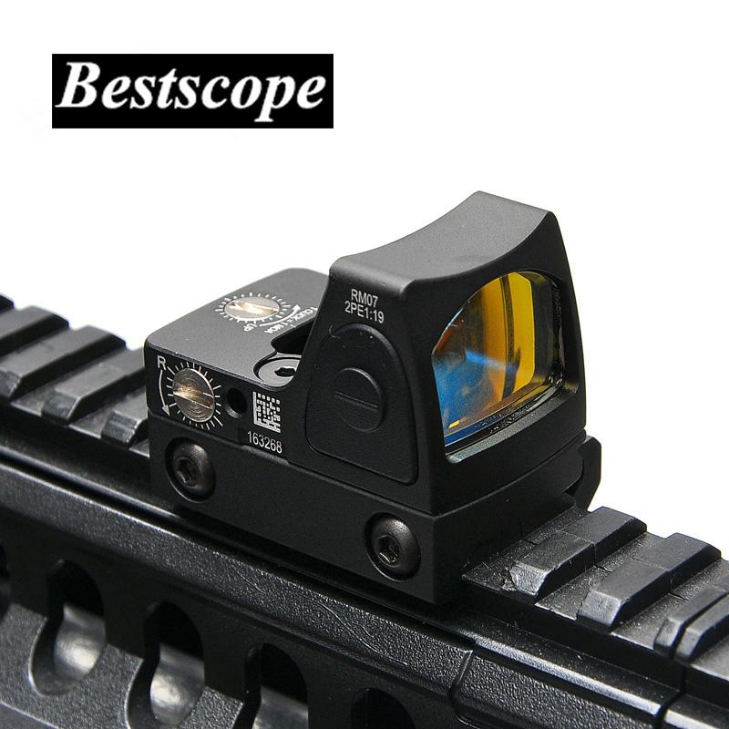Riflescopes - Telescope | Scope | Tactical Red Dot Sight Rifle Pistol Scope For Hunting