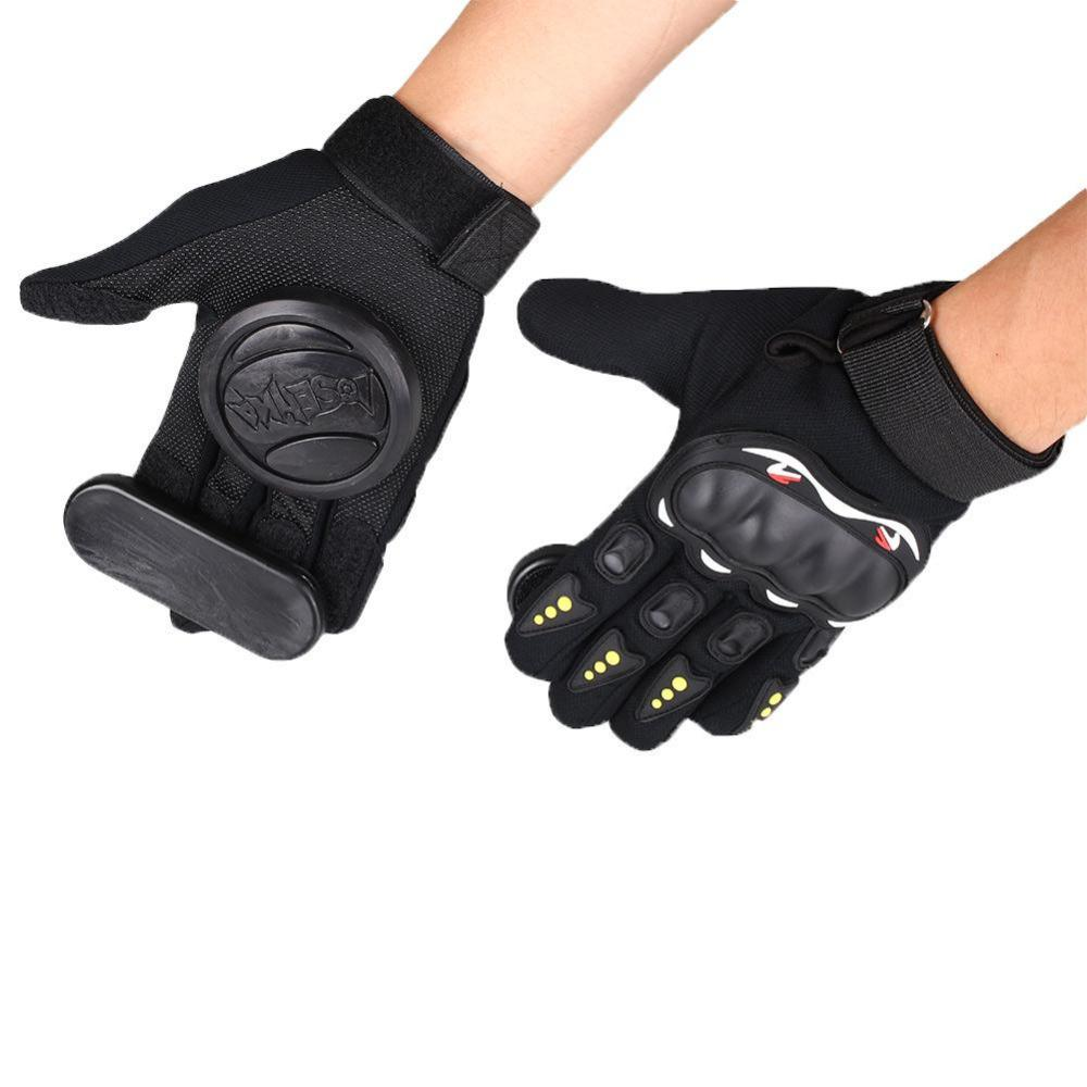 Skate Board - Glove | Skateboard Gloves With Shockproof Palms Downhill Drifting