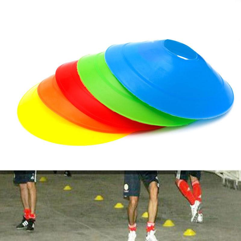 Sports Accessories - Sports Accessories | Marker Cones Disc's 10pc Set