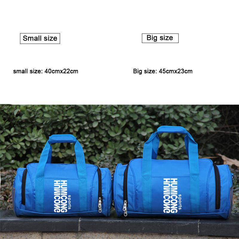Sports Bags - Bag | Outdoor Cylindrical Sports Shoulder Bag