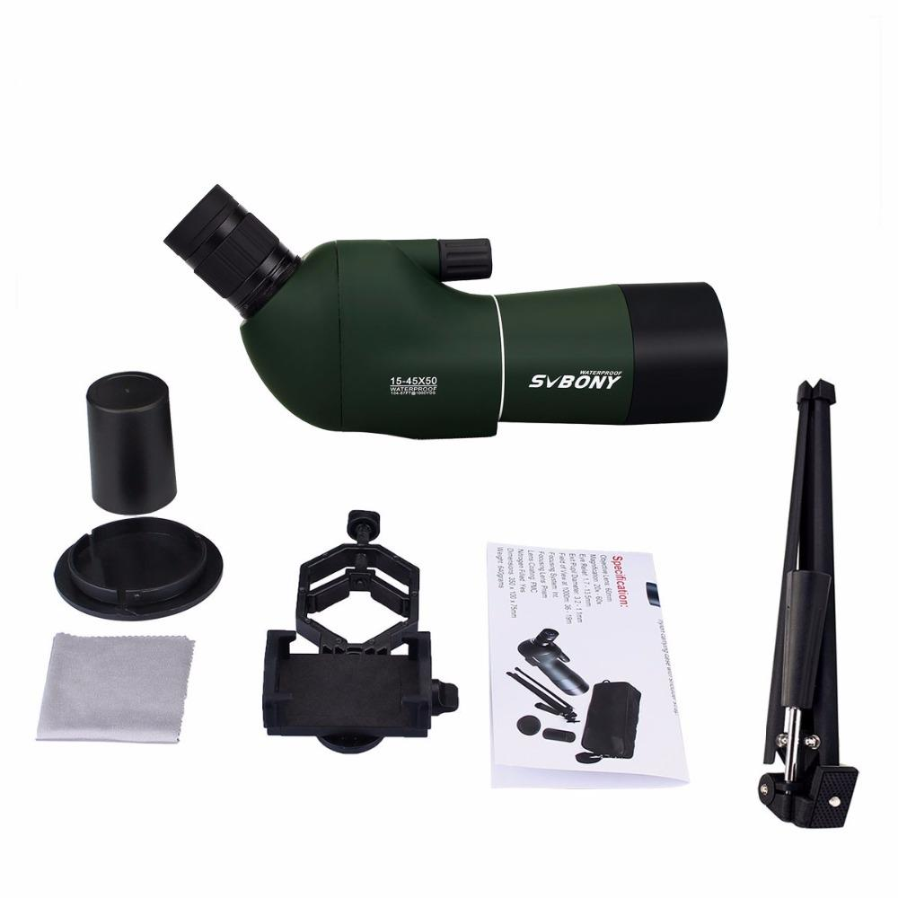 Spotting Scopes - Telescope | Spotting Scope With Tripod Stand & Universal Phone Adapter Mount