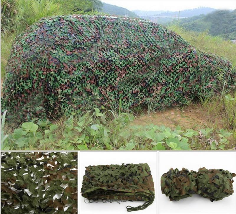 Sun Shelter - Outdoor | Camouflage Canopy 2*3M Ultralight Camping Shade