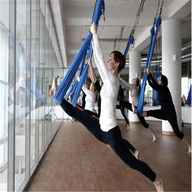 Yoga Stuff - Yoga | Yoga Hammock Trapeze Bearing Swing For Inversion Training