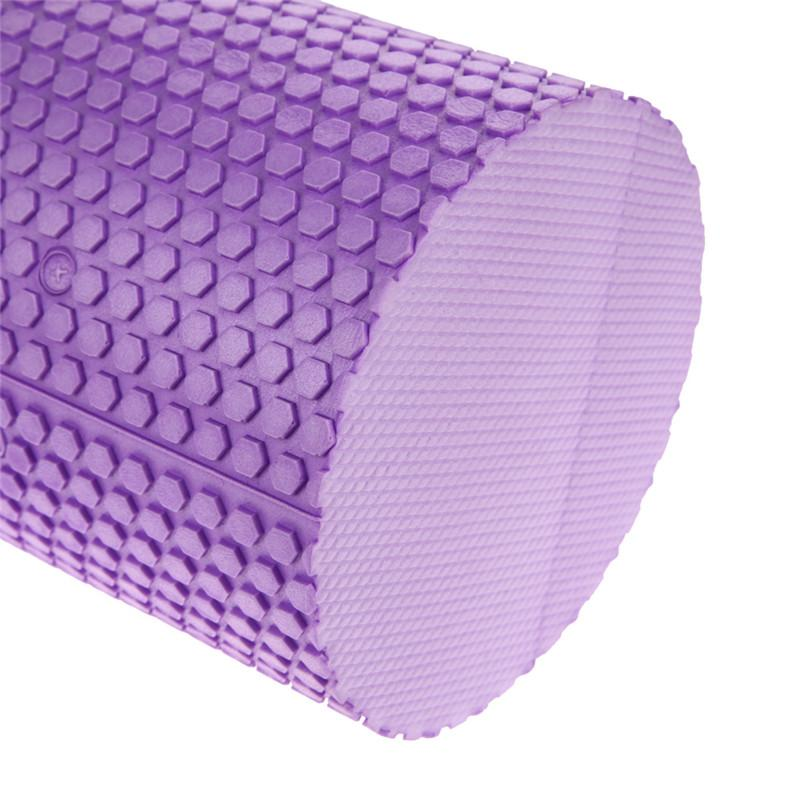 Yoga - Yoga | High Density EVA Yoga Pilates Foam Roller Massage Those Aches Away