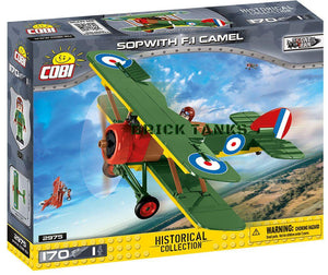 New Stock, Discount Codes + Sopwith Camels for £20 less than Amazon!