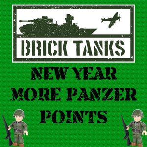Panzer Points Upgrade....it's Tanktastic + Hello from new staff member James