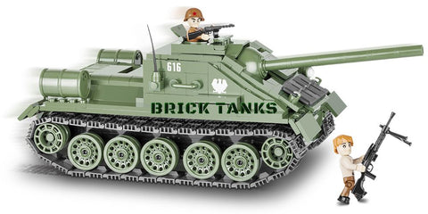 https://bricktanks.co.uk/products/su-85-self-propelled-gun-cobi-2379-413-brick-self-propelled-gun