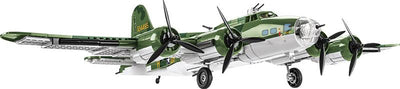B-17F 'Memphis Belle' - COBI 5707 - 920 brick heavy bomber - BRICKTANKS