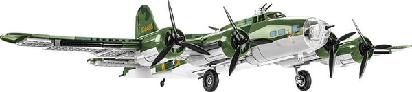 B-17F 'Memphis Belle' - Lego compatible COBI 5707 - 920 brick heavy bomber - BRICKTANKS