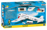 Douglas C-47 Berlin Airlift - COBI 5702 - 540 brick miltary transport aircraft - BRICKTANKS