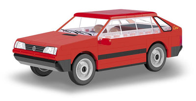 FSO Polonez 1.6 Caro (Youngtimer Collection) - COBI 24536 - 87 brick car - BRICKTANKS