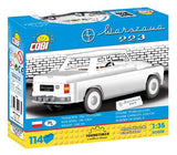 FSO Warszawa 223 (Youngtimer Collection) - COBI 24548 - 115 brick car - BRICKTANKS