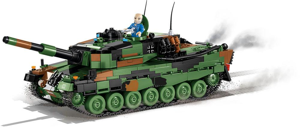 Leopard 2A4 - Lego compatible COBI 2618 - 864 main battle tank - BRICKTANKS