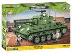 M24 Chaffee - COBI-2543 - 588 brick light tank - BRICKTANKS